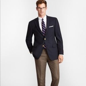 Brooks Brothers Madison Fit Two-Button Blazer